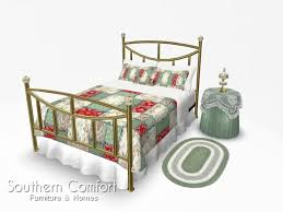 second life marketplace bedroom set antique brass bed pg