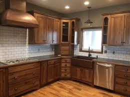 Kitchen Colors With Oak Cabinets And Black Countertops Apron Sinks Oak Cabinets Google Search Kitchen Ideas