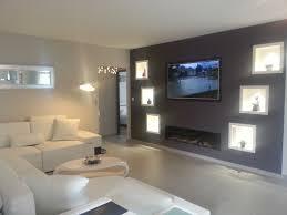 deco contemporaine chic design d u0027intérieur de maison moderne deco salon sejour visite le