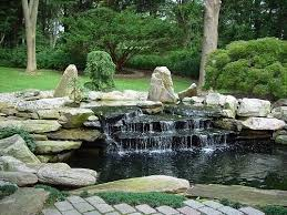 Small Backyard Ponds And Waterfalls by 43 Best Waterfalls And Ponds Images On Pinterest Backyard Ideas