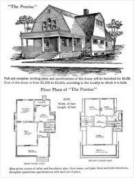 1905 hodgson moseley blueprints floor plans pinterest
