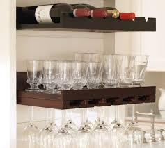 ideas pottery barn wine rack for stylish organization to your