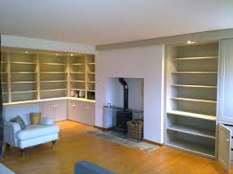 White Wall Mounted Bookcase by Living Room Ideas Impressive Living Room Studio Apartment Design