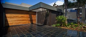 modern house garage awesome modern house in bassonia south africa garage and landspace