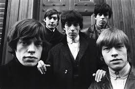 the rolling stones u0027 1962 apartment is now an exhibit billboard