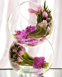 small centerpieces tulip decor idea tulip flower centerpieces living room small