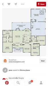 House Plans With In Law Suite 688 Best House Plan Images On Pinterest