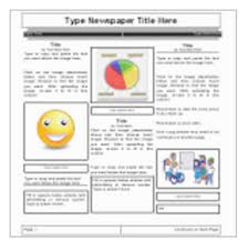 newspaper article template google docs best template examples