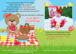91 best teddy bear birthday images on pinterest picnic parties