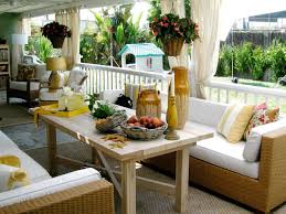 Outdoor Side Table Ideas by Build An Outdoor Cedar Table With Recessed Planter Hgtv