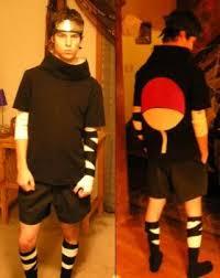 Sasuke Halloween Costumes U0027m Human Inbox Sasuke Costume