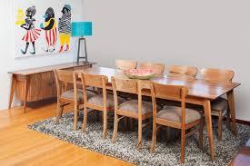 dining room furniture buffet scandinavian design marri timber dining table u0026 buffet bespoke
