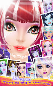 Pink Halloween Makeup by Amazon Com Halloween Makeup Me Appstore For Android