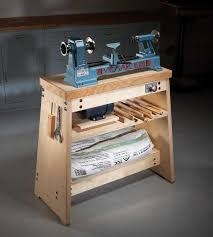 Proper Woodworking Bench Height by How To Build The Ultimate Lathe Stand American Woodworker