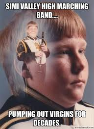 High Kid Meme - valley high marching band
