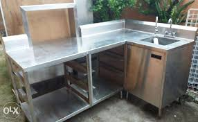 used stainless steel tables for sale stainless sink stainless kitchen equipments for sale philippines