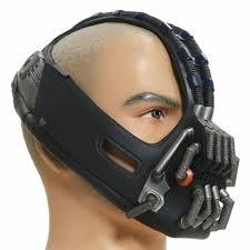 Batman Bane Halloween Costume Wholesale Bane Mask Batman Dark Knight Cosplay Head