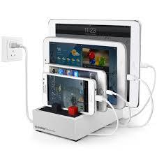 avantree powerhouse plus 8a usb desktop charging station