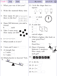 mental math grade 2 day 2 mental maths worksheets pinterest