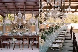 Rustic Wedding Chandelier Chic Chandeliers Chandeliers Weddings And Extravagant Wedding Decor