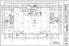build blueprints online business building plans plan floor exles commercial design