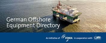 german offshore equipment directory 2016 vdma