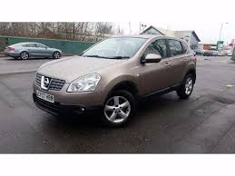nissan qashqai 2007 nissan qashqai 2 0 dci acenta 4wd 5dr 2007 in hall green west