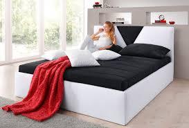 Schlafzimmer Set M El Boss Bett Günstig Kaufen Im Betten Shop Rechnung Ratenkauf Baur