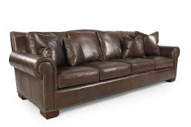 Henredon Bedroom Furniture Used Henredon Leather Sofa Mathis Brothers Furniture