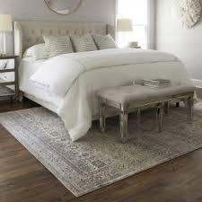 Bedroom Area Rug 5 Ways To Choose The Bedroom Rug Overstock