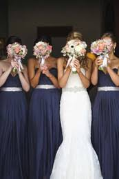 discount cheap bridesmaid dress crystal belts 2017 cheap