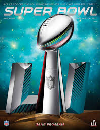 Superbowl Tickets 51 Years Of Super Bowl Game Programs