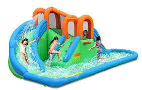 Backyard Water Slide Inflatable by The Best Inflatable Water Slides For Your Backyard
