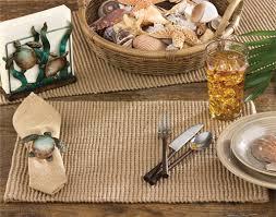coastal tropical nautical and theme tabletop decor