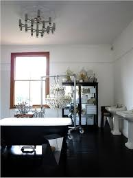 farrow and bathroom ideas walls in farrow all white with floor in pitch black floor
