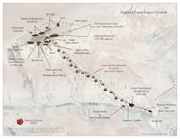Where Is Arizona On The Map by Stop Grand Canyon Tramway Grand Canyon Trust
