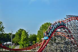Kentucky Kingdom Six Flags Storm Chaser Kentucky Kingdom And Hurricane Bay