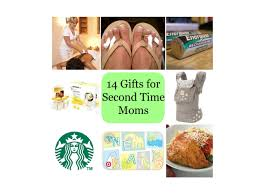 14 gifts for second time moms