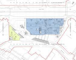 Cinema Floor Plan by Jason Laity Architecture Design Drake Circus Leisure