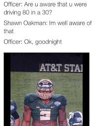 Shawn Meme - baylor s shawn oakman memes are blowing up the internet daily snark
