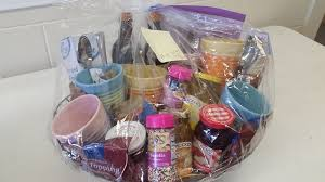 Ice Cream Gift Basket Knox County 4 H 2015 Silent Auction Donations Osu Extension