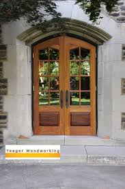 8 Foot Exterior Doors Yeager Woodworking Furniture And Cabinetry Arched Top