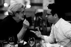 Seeking Episode 7 Wars Episode 7 J J Abrams Seeking Feedback From George Lucas