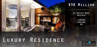 38 million luxury residence u2013 43 reeves mews mayfair london