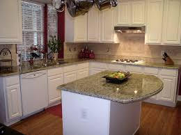 Kitchen Backsplash Ideas With Santa Cecilia Granite St Cecilia Light Granite Countertops Light Granite Countertops