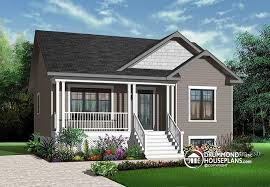 Transitional Style House House Plan W3122 Detail From Drummondhouseplans Com