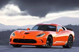 when was the dodge viper made 2014 dodge srt viper overview cars com