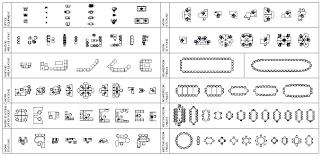 Home Floor Plan Legend by Floor Plan Office Furniture Symbols Design Decorating 717738 Floor