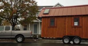 Four Lights Tiny House Tiny House Movement Growing Because Small Spaces More Freedom