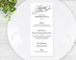 the 25 best menu card template ideas on pinterest restaurant